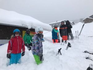 Skikurs Mitterndorf